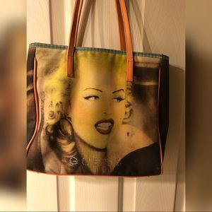 Vintage Anna Nicole Smith Guess Purse